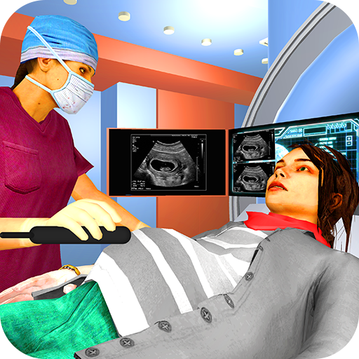 Virtual Pregnant Mom: Mother Simulator Family Life  8 (Unlimited money,Mod) for Android