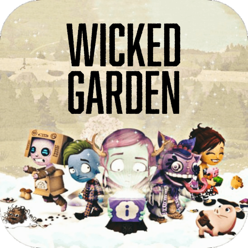 Wicked Garden  (Unlimited money,Mod) for Android