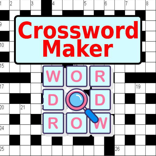 Wordapp: Crossword Maker  (Unlimited money,Mod) for Android