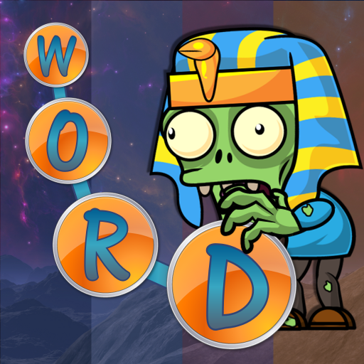 Words vs Zombies – fun word puzzle game  (Unlimited money,Mod) for Android