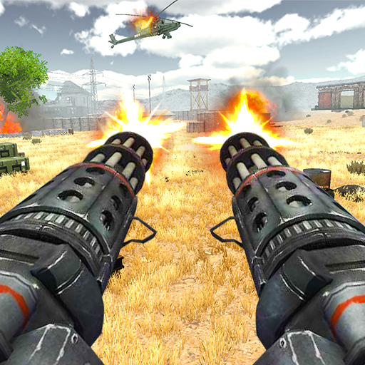 World War WW2 Machine Gun Shooter: Shooting Games  (Unlimited money,Mod) for Android