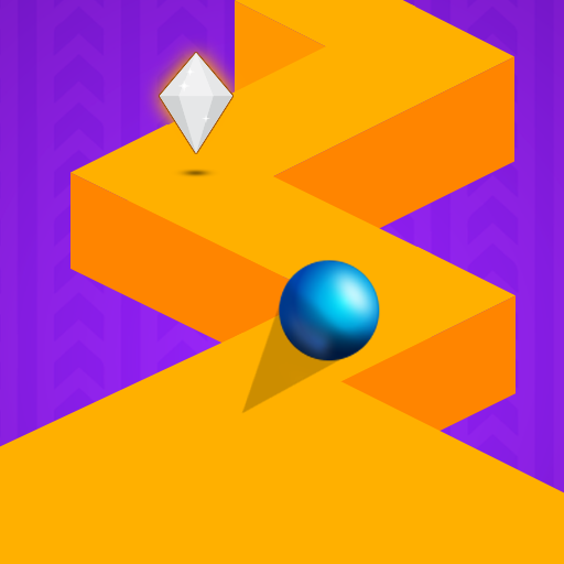 Zigzog boom – Classic ZigZag – Rolling Ball Game  (Unlimited money,Mod) for Android