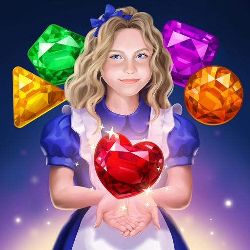 Alice in Puzzleland  2.4.6 (Unlimited money,Mod) for Android