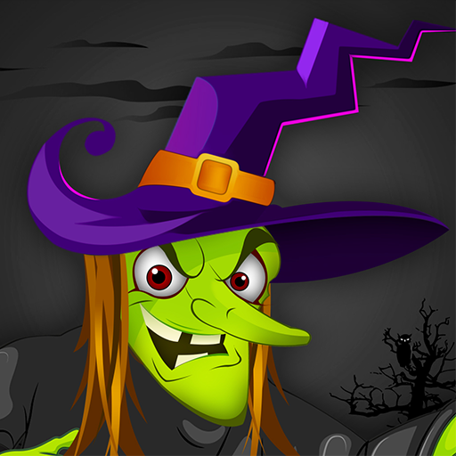 Angry Witch vs Pumpkin: Scary Halloween Game 2019  (Unlimited money,Mod) for Android 2.3