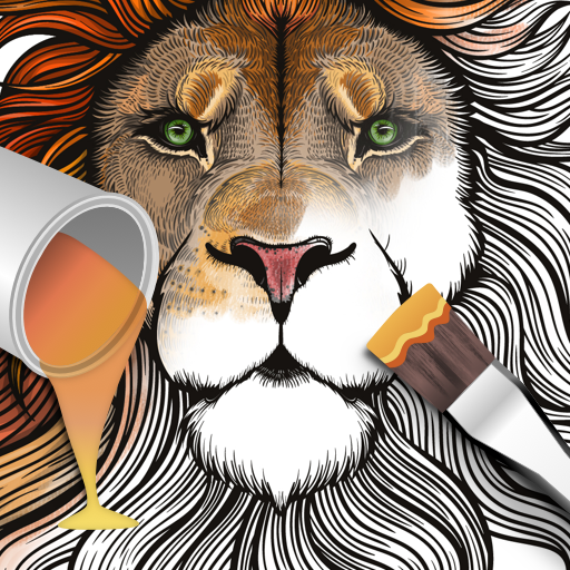 Animal Coloring Book  (Unlimited money,Mod) for Android 3.1.5