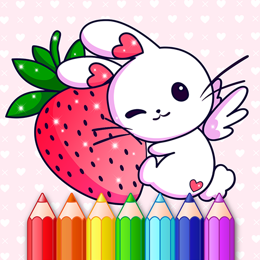 Animated Kids Coloring Book  (Unlimited money,Mod) for Android 3.4