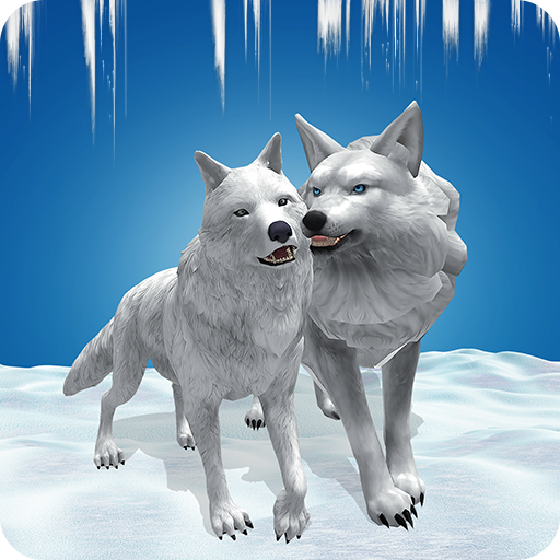 Arctic Wolf Family Simulator  (Unlimited money,Mod) for Android 1.7