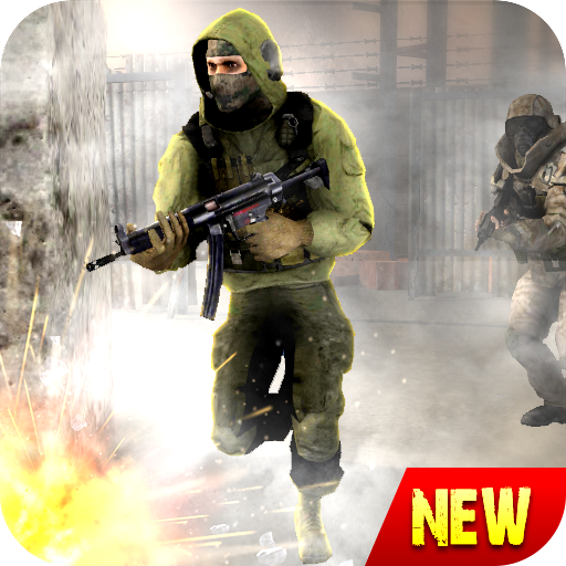 Army Frontline Mission : Counter Terrorist War  (Unlimited money,Mod) for Android 1.1