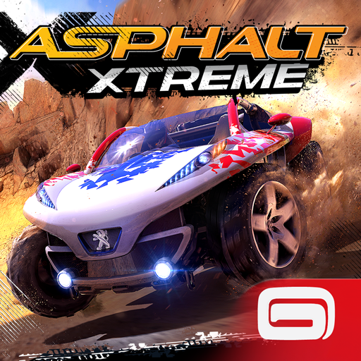 Asphalt Xtreme: Rally Racing  (Unlimited money,Mod) for Android 1.9.3b