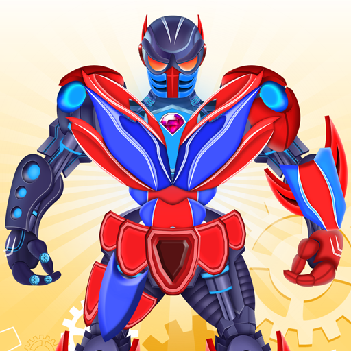 Assemble Robot Toy Suit  (Unlimited money,Mod) for Android 0.2