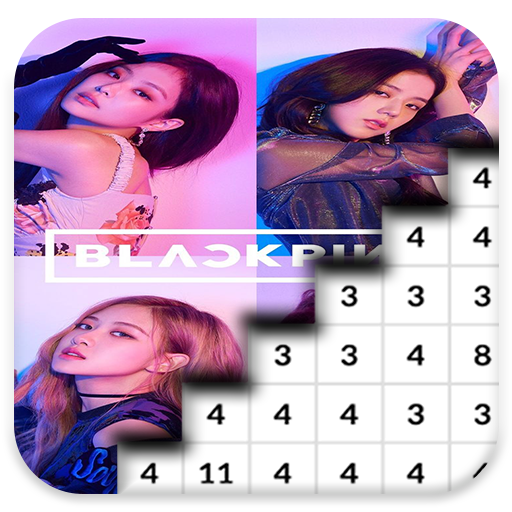 BLACKPINK Pixel Art – Color by Number  (Unlimited money,Mod) for Android 22.12.2020