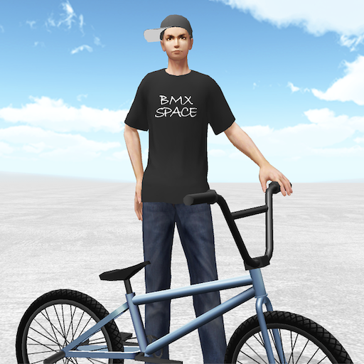 BMX Space  (Unlimited money,Mod) for Android 1.009