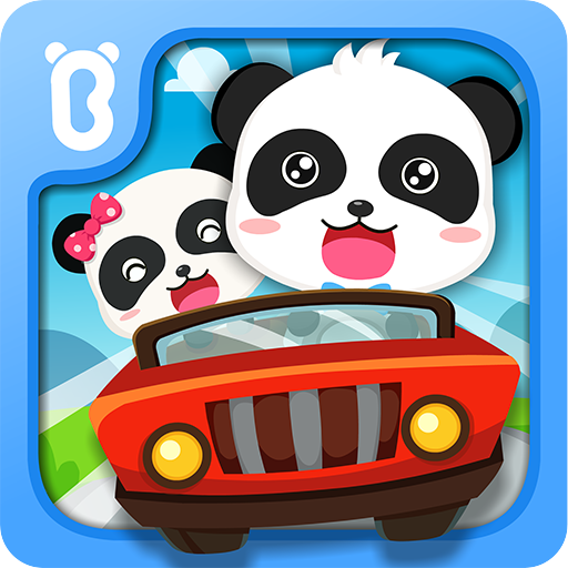 Baby Panda Car Racing  (Unlimited money,Mod) for Android 8.48.00.01