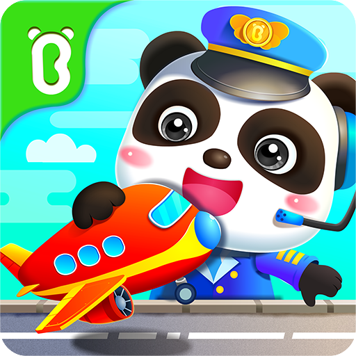 Baby Panda's Airport  (Unlimited money,Mod) for Android 8.48.00.02