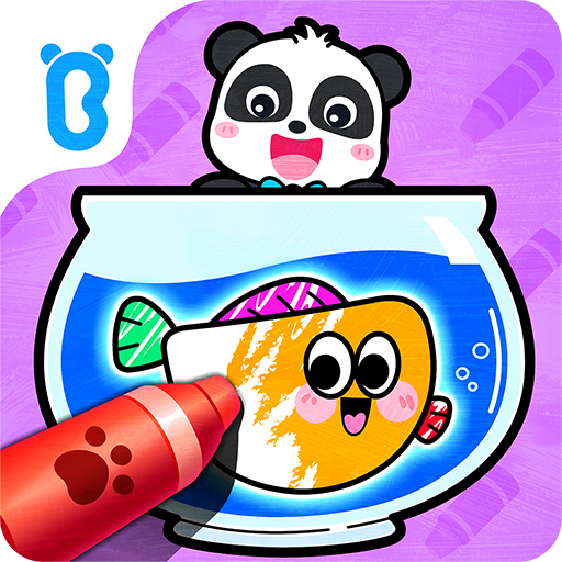 Baby Panda's Coloring Book  (Unlimited money,Mod) for Android 8.48.00.01