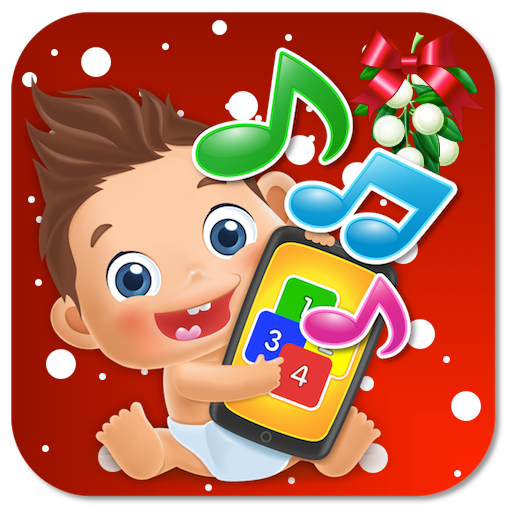 Baby Phone – Christmas Game  (Unlimited money,Mod) for Android 1.6.2