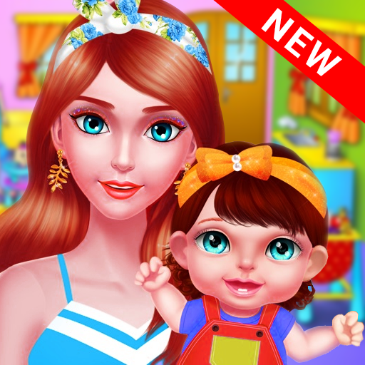 Babysitters Baby Care: Baby Sitter Games  (Unlimited money,Mod) for Android 1.2