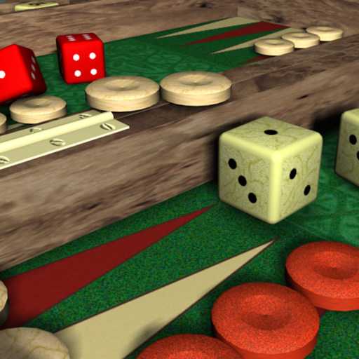Backgammon V+, online multiplayer backgammon  (Unlimited money,Mod) for Android 5.25.66