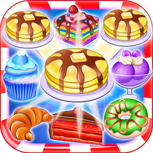 Bakery Mania: Match 3  (Unlimited money,Mod) for Android 1.1.0