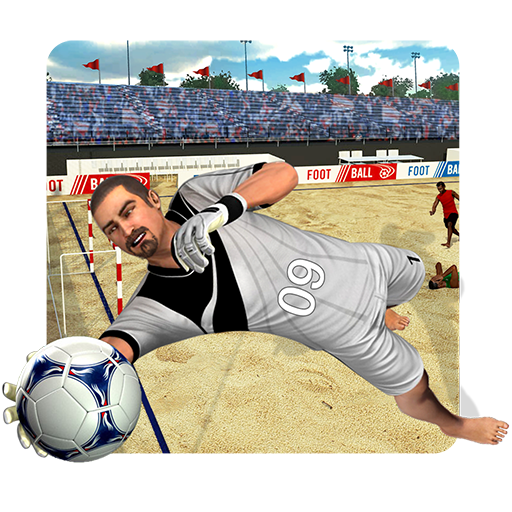 Beach Football  (Unlimited money,Mod) for Android 1.15