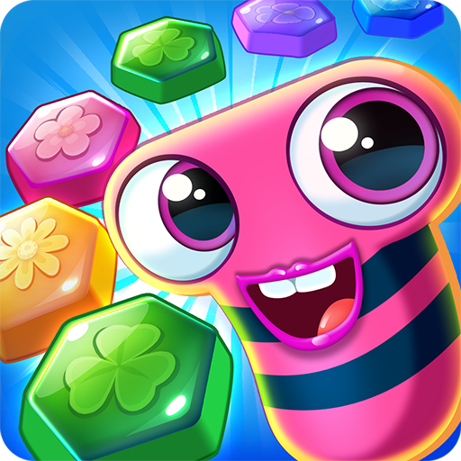 Bee Brilliant Blast  (Unlimited money,Mod) for Android 1.33.0