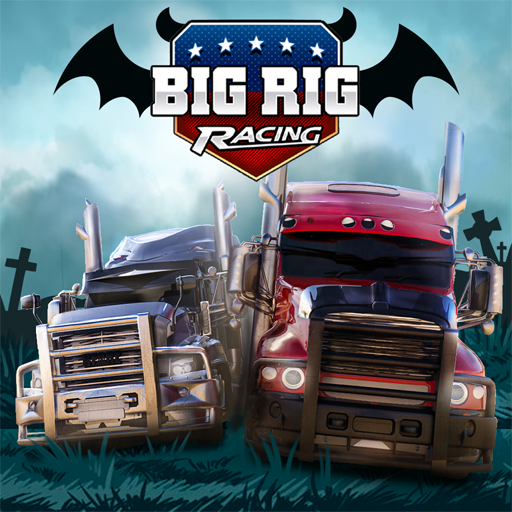 Big Rig Racing  7.1.0.215 (Unlimited money,Mod) for Android