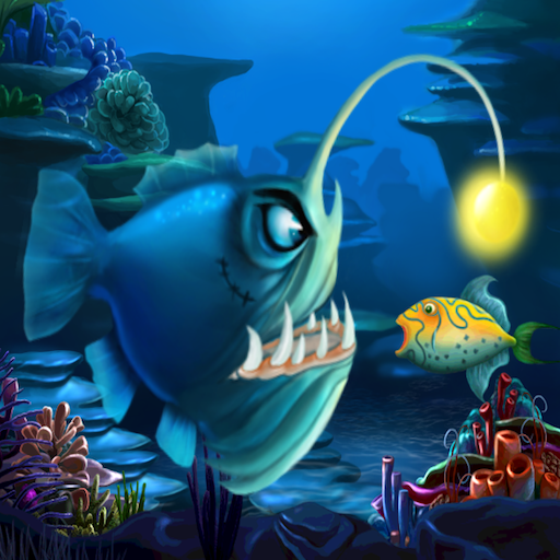 Big fish eat small fish  (Unlimited money,Mod) for Android 1.0.27