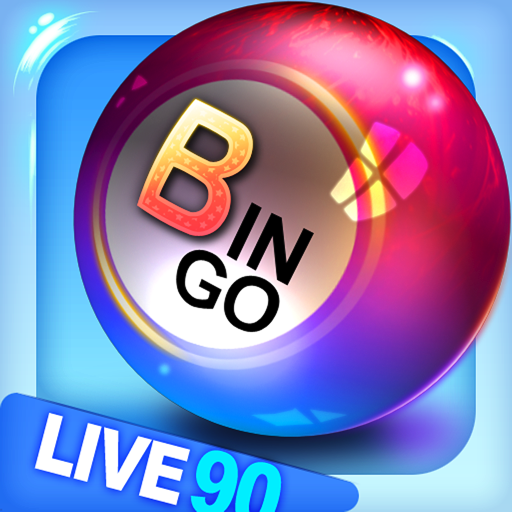 Bingo 90 Live: Vegas Slots & Free Bingo  (Unlimited money,Mod) for Android 16.80