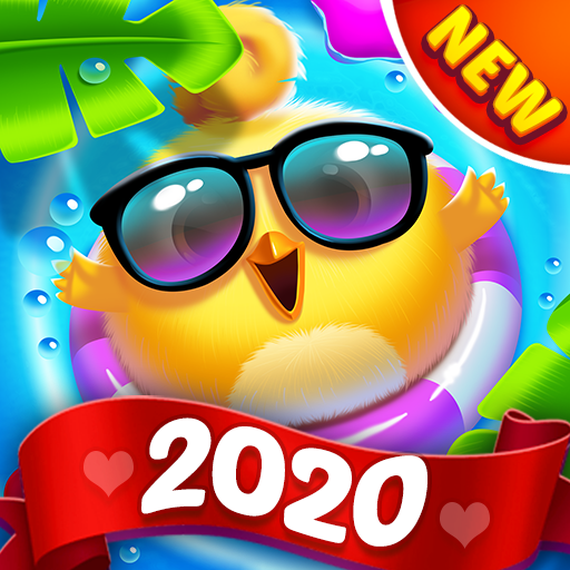 Bird Friends : Match 3 & Free Puzzle  (Unlimited money,Mod) for Android 1.5.1