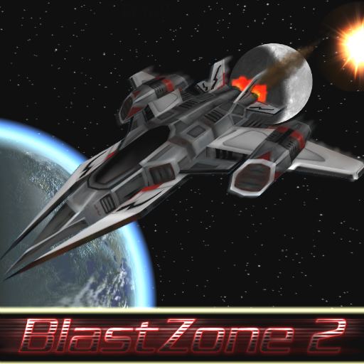 BlastZone 2 Lite: Arcade Shooter  (Unlimited money,Mod) for Android 1.32.3.2