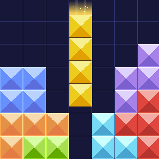 Block Crush – Popular Classic Puzzle Games  (Unlimited money,Mod) for Android 4.3