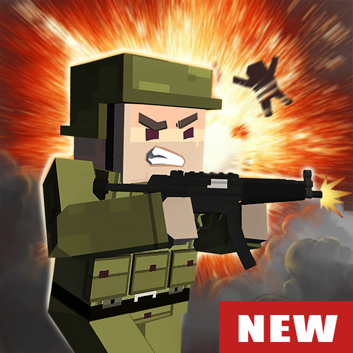Block Gun: FPS PvP War – Online Gun Shooting Games  (Unlimited money,Mod) for Android 6.5