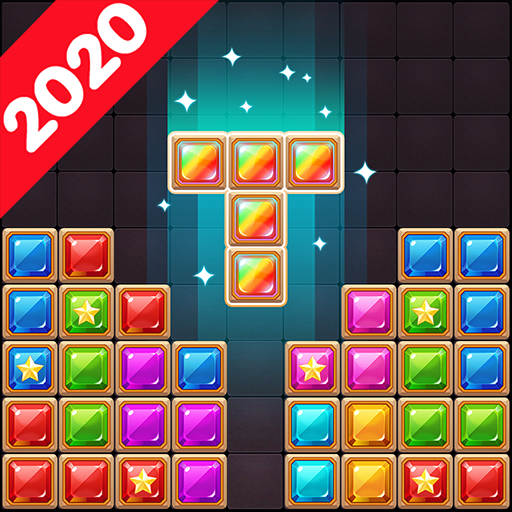Block Puzzle: Diamond Star Blast  (Unlimited money,Mod) for Android 2.0.1