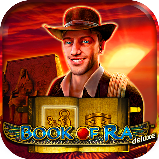 Book of Ra™ Deluxe Slot  (Unlimited money,Mod) for Android 5.29.0
