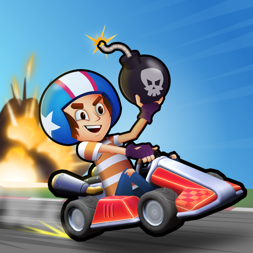 Boom Karts – Multiplayer Kart Racing  (Unlimited money,Mod) for Android 0.51