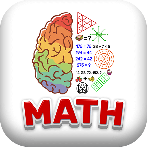 Brain Math: Puzzle Games, Riddles & Math games  (Unlimited money,Mod) for Android 2.5