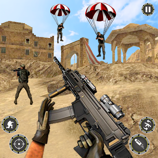 Bravo Shooter: Gun Fire Strike  (Unlimited money,Mod) for Android 1.0.5