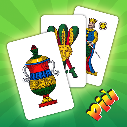 Briscola Più – Giochi di Carte Social  (Unlimited money,Mod) for Android 4.7.7