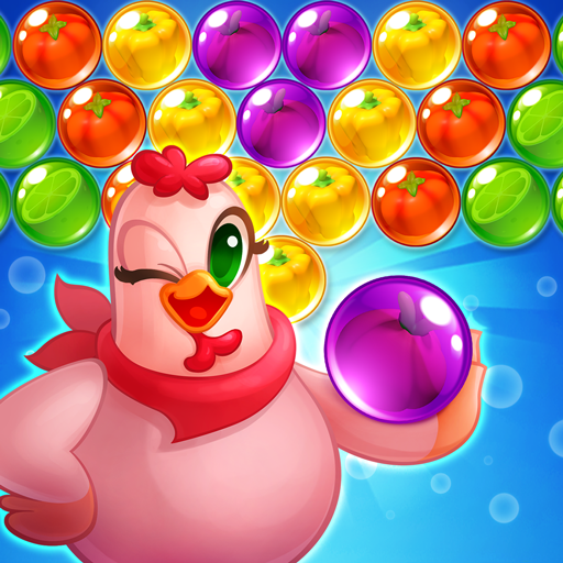Bubble CoCo Bubble Shooter  1.9.0.1 (Unlimited money,Mod) for Android