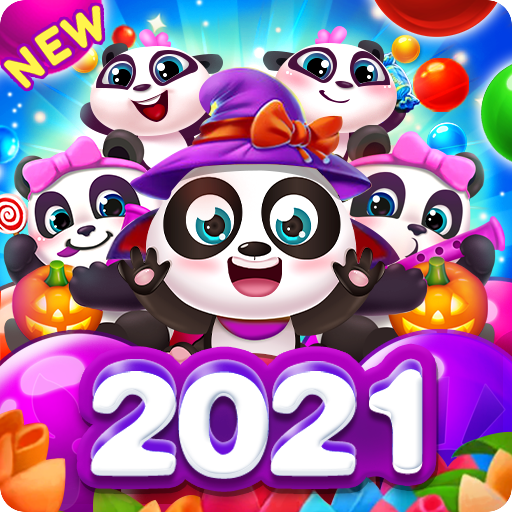 Bubble Shooter 2 Panda  1.0.83 (Unlimited money,Mod) for Android
