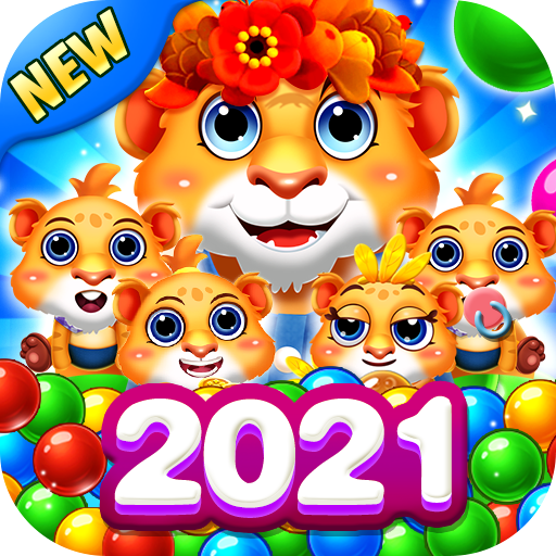 Bubble Shooter 2 Tiger  (Unlimited money,Mod) for Android 1.0.51