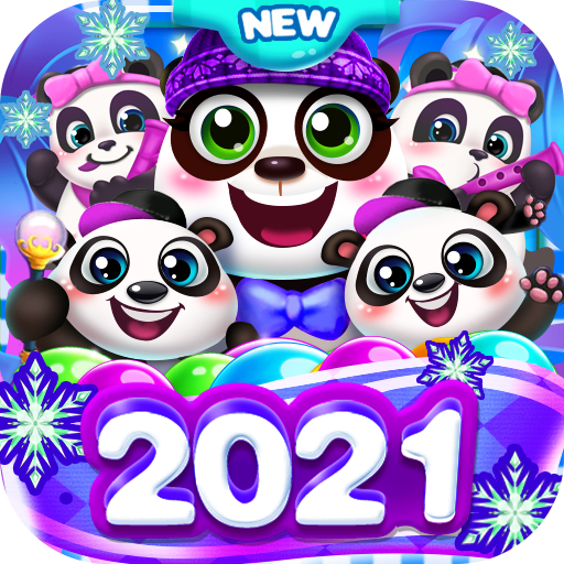 Bubble Shooter 3 Panda  (Unlimited money,Mod) for Android 1.1.75