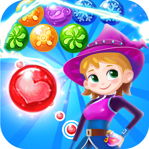 Bubble Shooter –  Classic Bubble Pop Free Game  (Unlimited money,Mod) for Android 1.3.9