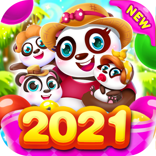 Bubble Shooter Free Panda  1.6.30 (Unlimited money,Mod) for Android
