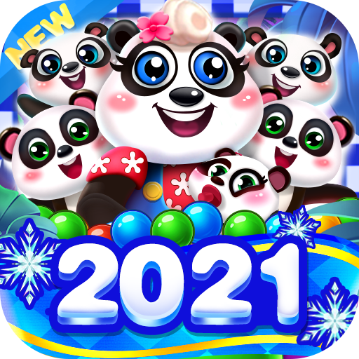 Bubble Shooter Sweet Panda  (Unlimited money,M 1.0.38 od) for Android