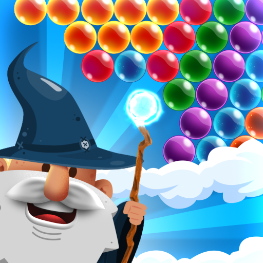 Bubble Wizard Pop!  (Unlimited money,Mod) for Android 1.37