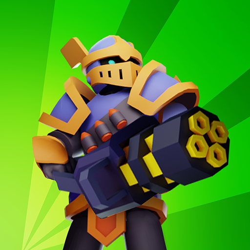Bullet Knight: Dungeon Crawl Shooting Game  (Unlimited money,Mod) for Android 1.1.18