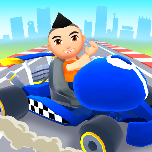 CKN Toys: Car Hero Unbox the official runner game  (Unlimited money,Mod) for Android 2.2.2