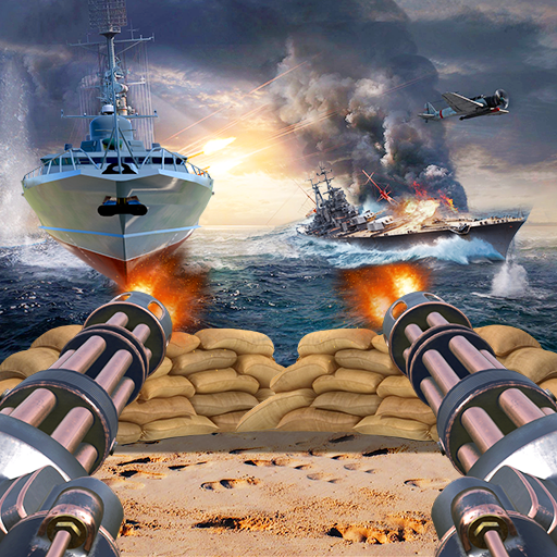 Call of Beach Defense: FPS Free Fun 3D Games  (Unlimited money,Mod) for Android v 1.3