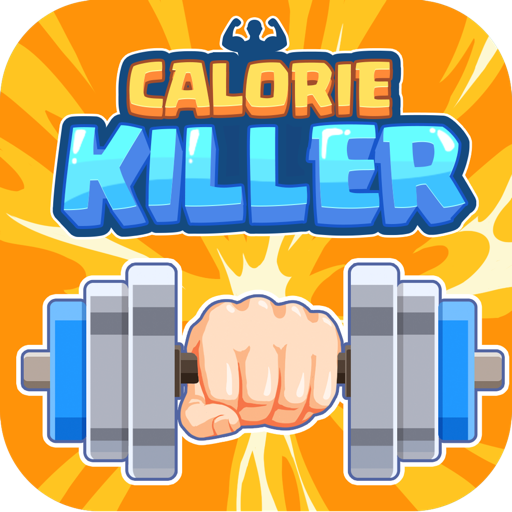 Calorie Killer-Keep Fit!  (Unlimited money,Mod) for Android 1.0.8